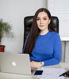 Маргарита, генеральный директор